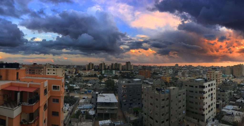 Gaza Mohammed Abou Nahel